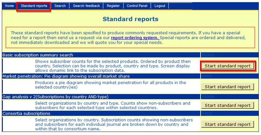 ido-standard-report-subs-start